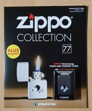 Original Zippo Collection Sturmfeuerzeug Nr.77 Town a. Country(1949)Sammlung OVP