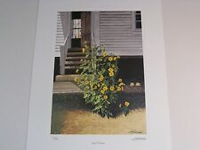 "Bob Timberlake ""Sandflowers "" Signed & numbered REDUCED"