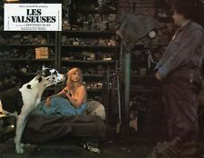 MIOU-MIOU  LES VALSEUSES 1973 VINTAGE LOBBY CARD  #5