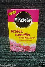 SCOTTS MIRACLE GRO AZALEA CAMELLIA & RHODODENDRON SOLUBLE PLANT FOOD 500 GRAM