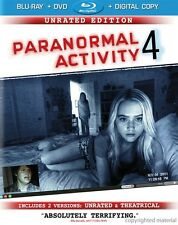 Paranormal Activity 4 (BLU RAY - DISC ONLY)