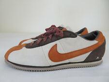Nike Cortez Premium iD NikeID Classic Suede Brown Orange Custom Mens Size 12