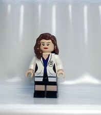 A502 Lego CUSTOM Flash TV INSPIRED CAITLIN SNOW MINIFIG killer frost FIRESTORM