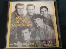 Rare R&R Doo Wop CD : Randy & The Rainbows ~ Better Than Ever ~ Trust R 5059