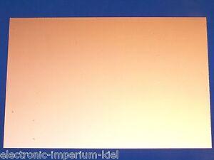 Unilatéralement Kupferbeschichtete Platine,EP,300 x 200mm,1 Pièce