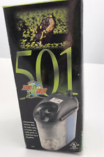 Zoo Med 501 Turtle Canister Filter New In Box