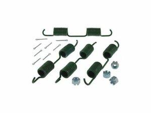 For 1989-1991 Hino SG19 Drum Brake Hardware Kit Rear Raybestos 56339WC 1990