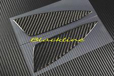 For 08~09 Mercedes W204 C Class Carbon Fiber Mirror Trim Decals Cover C300 C350