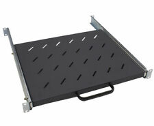 "1U 650mm Deep Sliding Shelf Suit 1000mm Rack (19"" Inch Rack-Mount Application)"