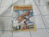 BUILD THE RED BARON'S FIGHTER PLANE FOKKER DR1  HACHETTE  ISSUE 15