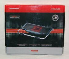 """Xilence T17 - 15"""" Notebook Cooler Kühler - 120 mm Fan Lüfter - USB - NEU & OVP"""