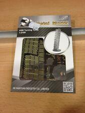 3D Metal Model,HSB Turning Torso,escala 1:2100,ref.B11163