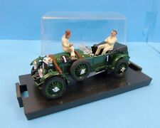 22803 BRUMM / CEC / ITALY / BENTLEY SPEED SIX N°1 + PERSONNAGES  1/43