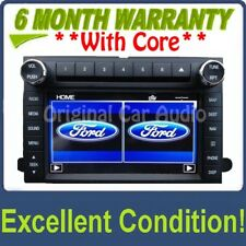 FORD OEM Navigation GPS LCD Display Screen Monitor Radio XM HD Radio CD Player