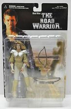 MAD MAX The Road Warrior N2 Toys 2000 WARRIOR WOMAN NIP Action Figure