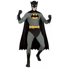 Zentai Suit Adult Superhero Costume 2nd Skin Spandex Body Halloween Fancy Dress