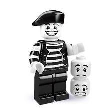 LEGO #8684 Mini figure Series 2 MIME