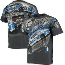 Dale Earnhardt Jr  All Over Print Nationwide Insurance T- Shirt Adult 2XL  # 88