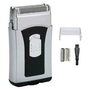 Männer Elektrisch Reiserasierer Rasierapparat Wasserdicht Bartschneider Werkzeug