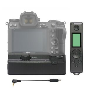 Mcoplus Z6Z7 Pro Remote Control Vertical Battery Grip Power Pack for Nikon Z6 Z7