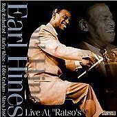 Live at Ratsos, Earl Hines, Very Good Live