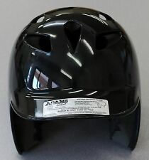 Adams BH-40 Batting Helmet - BLACK