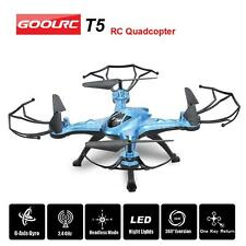 GoolRC T5 2.4GHz 4CH 6-axis Gyro RC Quadcopter with 360° Eversion Function U4K5