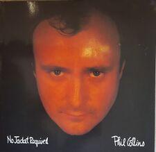 Phil Collins - No Jacket Required - LP/Vinyl - Deutschland 1985 - WEA 251699 - 1
