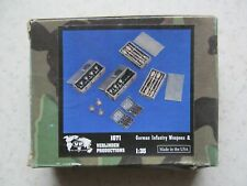 Verlinden Productions 1671 German Infantry Weapons in 1:35 scale