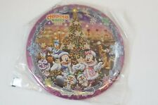 Tokyo Disney Resort Button TDS Christmas Wishes 2014 Mickey Minnie TDR