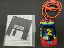 MousCar Race Car PC PS/2 Mouse 24 Dupont with Software Floppy
