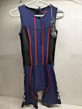 Sundried Performance Triathlon Tri Suit Compression Skin Suit Women's (Medium)