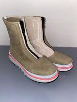 Nike Air Jordan 1 Jester XX Utility Pack  Tan Beige AV3722-200 Women's Size 7