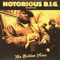 The Notorious B.I.G. - Instrumentals the Golden Voice [New Vinyl LP]