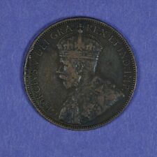 1918 Canada One Cent coin, large cent