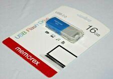 Memorex 16GB USB Flash Drive Open Box New