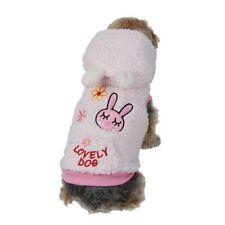 Vestiti e scarpe rosa per cani taglia cane XS