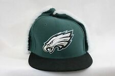 NEW Mens NEW ERA Philadelphia Eagles 59FIFTY Winter Dog Ear NFL Fitted Hat Cap