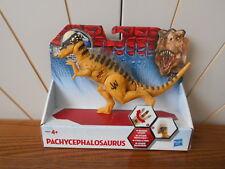 PACHYCEPHALOSAURUS dinosaur movie action figure toy JURASSIC WORLD Hasbro 2015