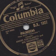 Andre Kostelanetz et son orchestre: Mexicana + MALAGUENA