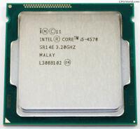 Intel Quad Core i5-4570 3.2GHz LGA 1150 Socket H3 SR14E CPU Computer Processor x