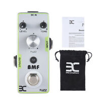 ENO TC-18 Fuzz Guitar Effect Pedal Big Muff Thick & Powerful Sound True Bypass