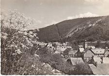 AK Unterweißbach 1961 Ortsansicht Mittleres Schwarzatal