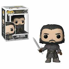 Pop Game of Thrones 61 Jon Snow Funko figure 91668