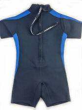 Akona Adventure Gear Youth Wetsuit, Black Blue Size M