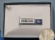 Philco Ford Tie Clasp Clip for Radio Salesmen ~ 1950's