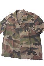 -*- Taille XXL- 45/46 -*- Chemise manche courte Armée de Terre Française
