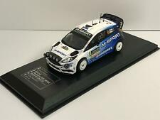 Ford Fiesta RS WRC Ott Tanak R.Molder Rally Sweden 2015 1:43 Scale