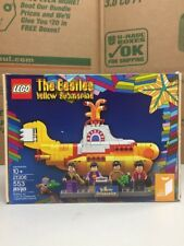 THE BEATLES YELLOW SUBMARINE LEGO NEW UNOPENED AWESOME CONDITION!!! SAVE BIG $$$
