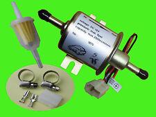 Universal Benzinpumpe Vorförderpumpe 12Volt Benzin Diesel Kraftstoffpumpe